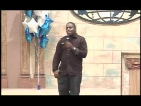 """Minister Chris Cox """"Outcasts"""" Oasis Church International Youth and Young Adult Night"""