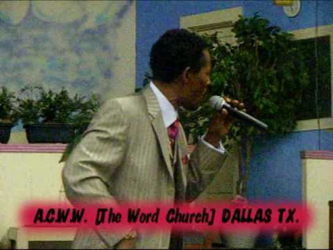 I'M DOWN WITH YOU FOR LIFE!!! APOSTLE JEROME BROWN