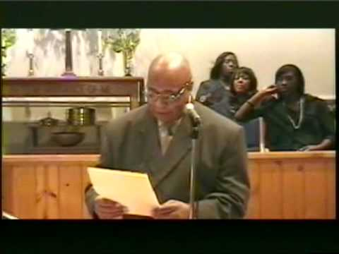 Retrospective on Four Square Gospel COGIC (part 1)