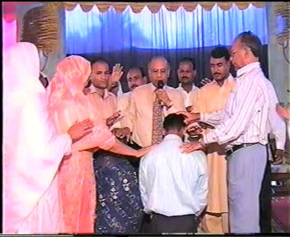 ordination of pastor zeeshan robert