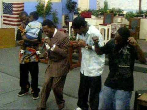 "I'TS GOIN DOWN pt2""the sho down!!!"" !! Apostle Jerome C. Brown Sr."