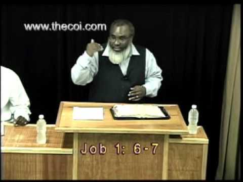 The Sons of God, Celestial, Terrestrial & Spiritual - Bro Marlon - #2