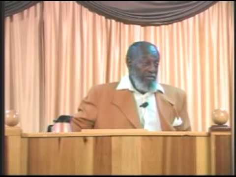 THE ISRAEL OF GOD BRO. BUIE PRIEST OF GOD