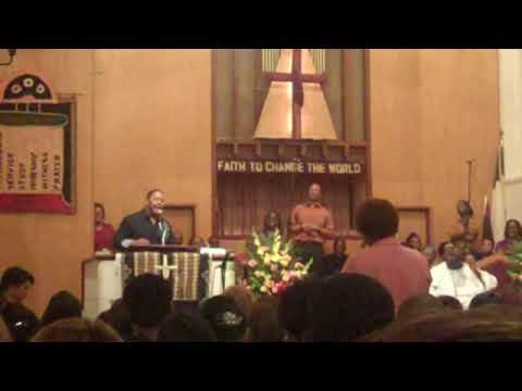 Rev. Dr. Alyn Waller