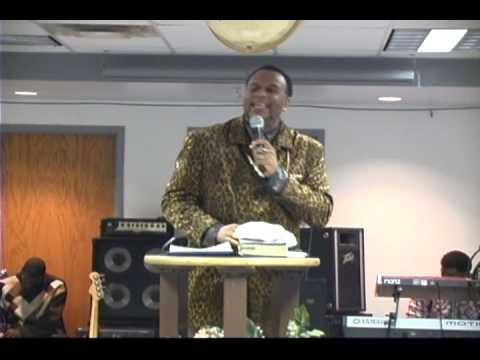This Anointing Is Not Up For Negotiation Part 1