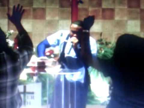"Pastor Terrence Chandler-Harrison ""Coat or Courage"" part 3"