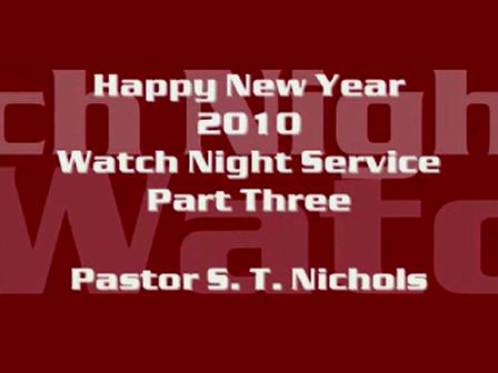 New Year Celebration 2010 Part Three