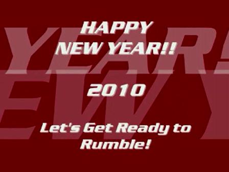 New Year Celebration 2010 Part One