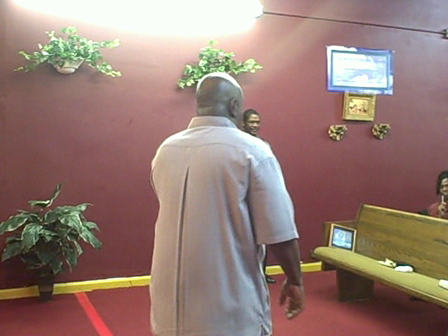 PREACH PASTOR PREACH!!!!