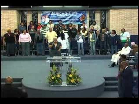 Brian Nelson - Jericho City Church - Sis. Alvaneeta & Choir