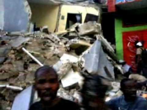 Magnitude 7.0 Killer Quake Hits Haiti Hundreds Of Thousand People Killed (Photos & Videos)