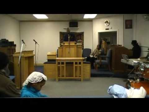 Minister Douglas Bell III (Lift up a standard for the People) part #1