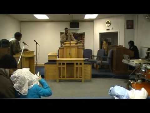 Minister Douglas Bell III (Lift up a standard for the People) Part#3