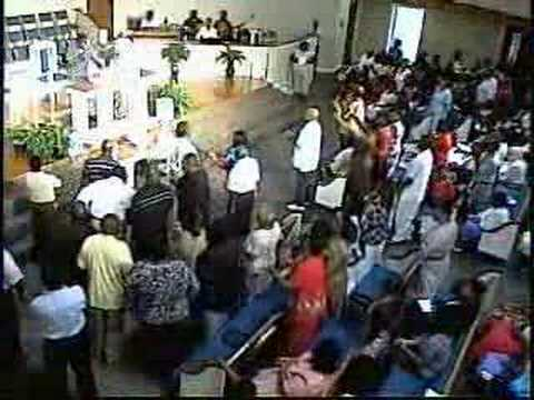 Pastor Clinton Mcfarland