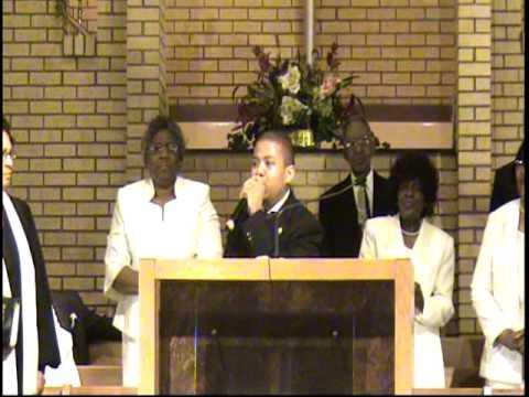 Rev. Dayhige Wright