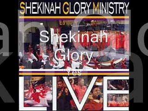 """Yes"" by Shekinah Glory Ministry (Audio)"