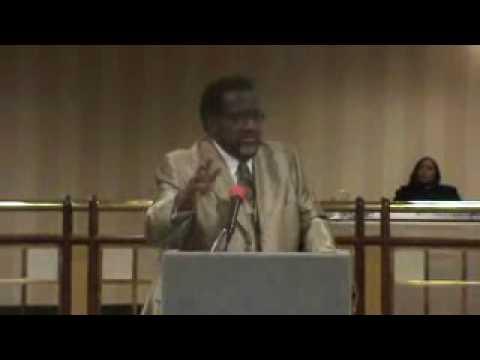 Kingdom Gathering 2010, Apostle Robbie Horton