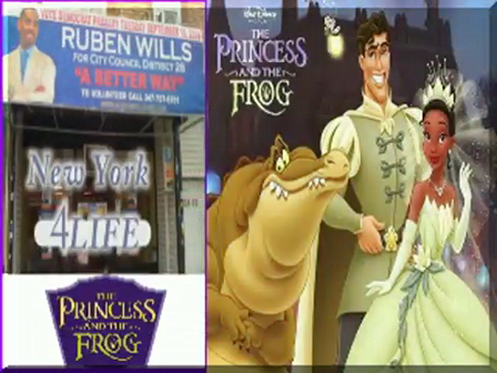 Network125 presents the movie premiere of the Princess the FROG (part8)