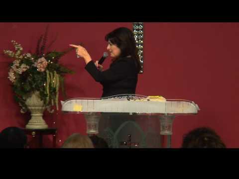 Dr. Michelle Corral - The Battle To Birth Purpose & Destiny Part 2