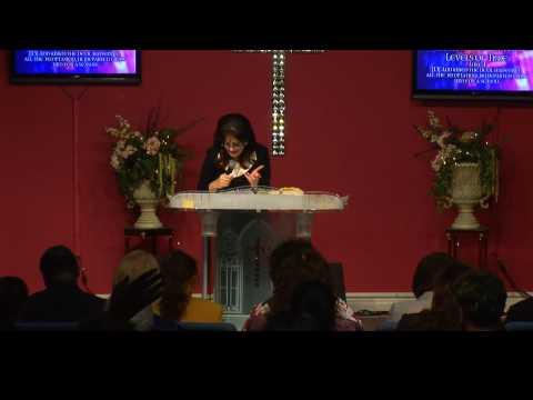 Dr. Michelle Corral - The Battle To Birth Purpose & Destiny Part 3