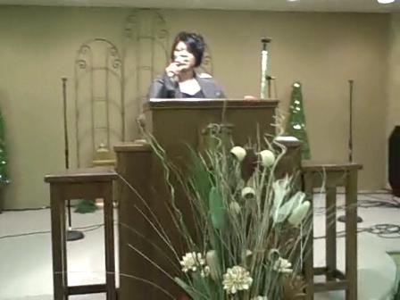 Evangelist WaNessa Bradley Singing