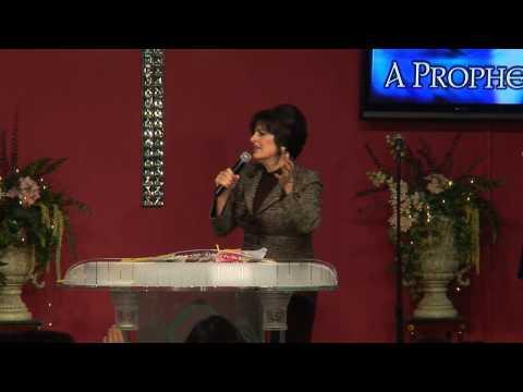 Dr. Michelle Corral - Prophetic Word Telecast 119 part 1