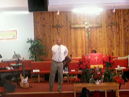 Pastor Terrence Cole 3