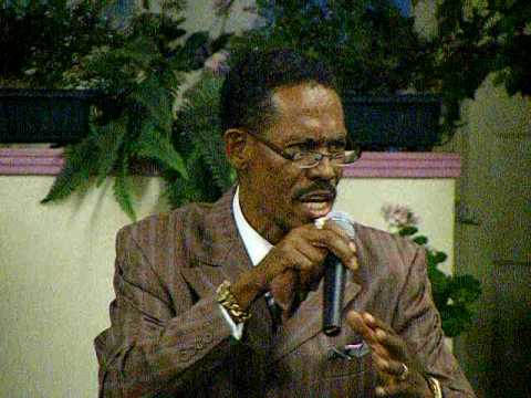 """INSANITY """"LOOKING AND LOOKING FOR WHAT YOU'VE ALLREADY GOT!!! Apostle Jerome Brown Sr"""