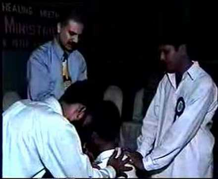 Jesus is Alive (Anointing of the Holy Spirit in Pakistan)