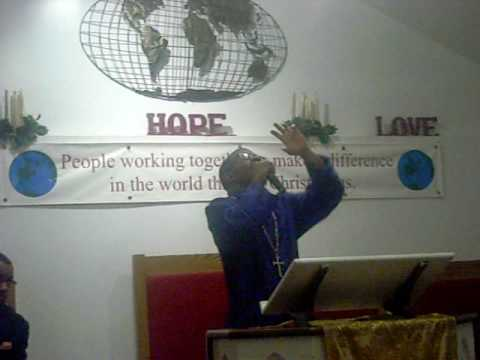 Pastor Jason Corbett