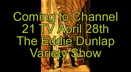 Eddie Dunlap  TV Show 2