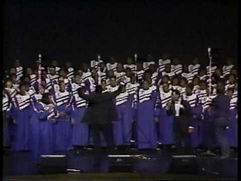 Near the Cross- Frank Williams Mississippi Mass Choir
