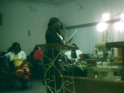 Message: A Woman of God pt.1