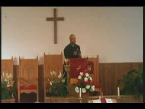 Overseer F. E. Jones Jr Preaching in Charleston, WV part 1
