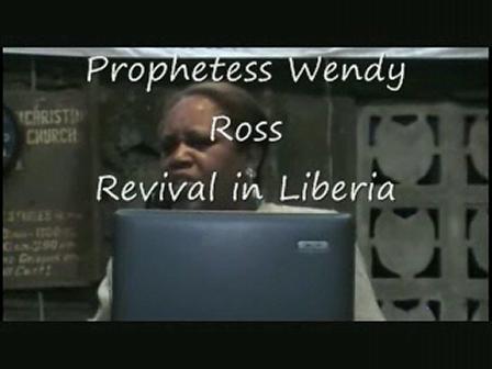 Liberia Revival Clip
