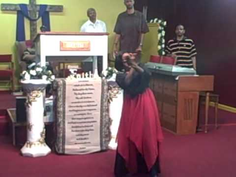 Apostle LaDonna at Thy Word Prophetic Ministry