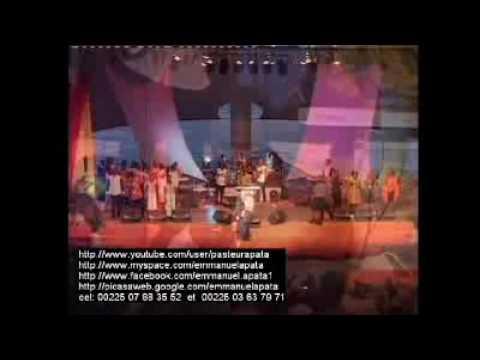 concert emmanuel apata agnus dei civi2008
