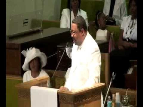 "Dr. L. Ronald Durham "" An Easter Faith in a Good Friday World """