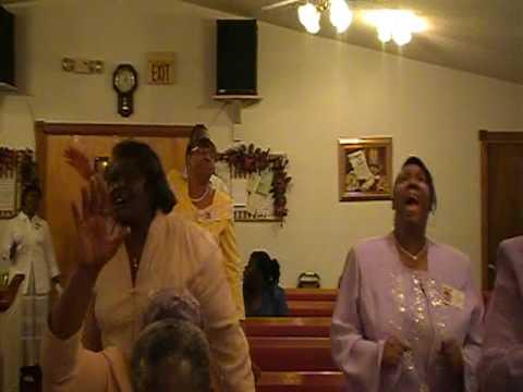 PRAISE BREAK, Pentecost 2010 @Gospel Temple of Pensacola, FL. pt2