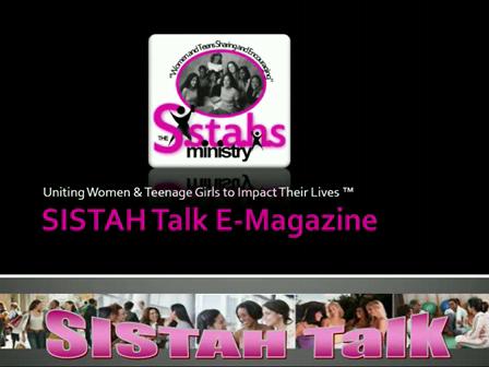 SISTAH Talk Magazine with Ty Adams ~ March, 2010
