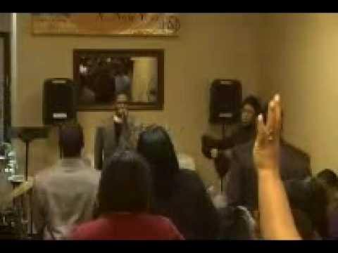 Apostle C.D. Dixon & Prophet Develron Walker Old School@ HST Pt 1