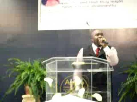 Pastor Carl Jones pt 2
