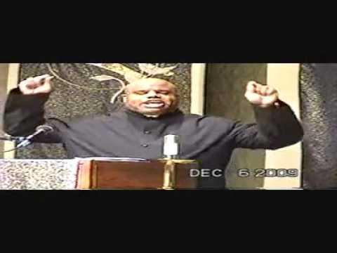 Bishop Charles C Jones - The God In Me