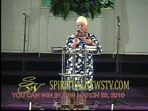 Pastor Larraine Charleston