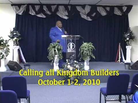 Apostle Leroy Hargett - Friday Night Empowerment Speaker - Oct. 1, 2010
