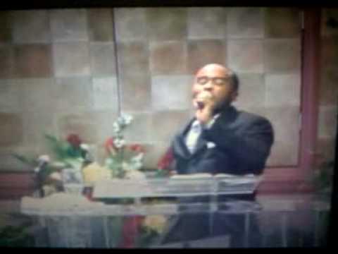 Elder Terrence Chandler-Harrison A Valley Visitation Psalm 23:4,5a (part IV)