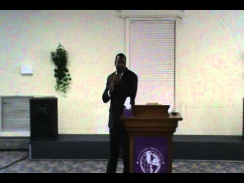 """Pastor Nathan Baskett preaching """"You are in the Midst of your Turn Around."""""""