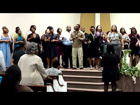 Danyell Phillips and the Throwback Choir - In Your Presence