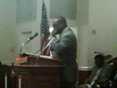 Bishop Michael Gadsden Sr