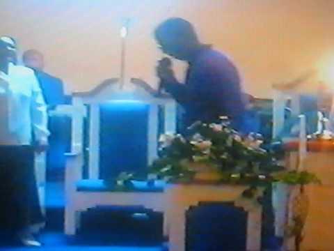 Pastor Wiggins Preaching